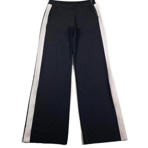 Athleta Luxe Gramercy Track Trouser Pants 6 Tall